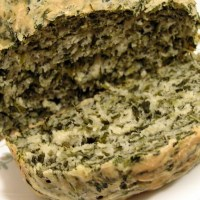 Pan agli Spinaci: Spinach Bread